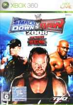 WWE2008 SmackDown vs Raw(ゲーム)