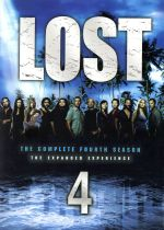 LOST シーズン4 COMPLETE BOX(通常)(DVD)