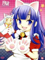 月詠-MOON PHASE-Neko Mimi DVD-BOX(通常)(DVD)