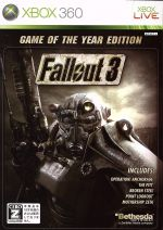 Fallout 3 Game of the Year Edition(ゲーム)