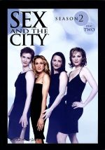 Sex and the City season2 ディスク2(通常)(DVD)
