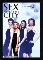Sex and the City season2 ディスク3(通常)(DVD)