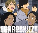 DRRROOKiEZ!!-ROOKiEZ is PUNK'D respect for DRRR!!-(期間生産限定版)(DVD1枚、トレカ1枚付)(通常)(CDA)