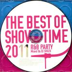 THE BEST OF SHOW TIME 2011 Mixed By DJ SHUZO&DJ NACHI(通常)(CDA)
