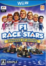 F1 RACE STARS POWERED UP EDITION(ゲーム)