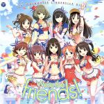 THE IDOLM@STER CINDERELLA MASTER We're the friends!(通常)(CDS)