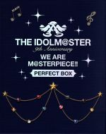 "THE IDOLM@STER 9th ANNIVERSARY WE ARE M@STERPIECE!! Blu-ray""PERFECT BOX""(完全生産限定版)(Blu-ray Disc)(特典Blu-ray1枚、スペシャルフォトブック、三方背BOX付)(BLU-RAY DISC)(DVD)"