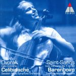 【輸入盤】Saint-Saens Cello Concerto No.1/Dvorak Cello Concerto(通常)(輸入盤CD)