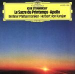 【輸入盤】Le Sacre du Printemps; Apollo(通常)(輸入盤CD)