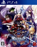 BLAZBLUE CENTRALFICTION(ゲーム)