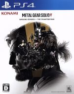 METAL GEAR SOLID Ⅴ:GROUND ZEROES + THE PHANTOM PAIN