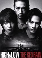 HiGH & LOW THE RED RAIN(豪華版)(通常)(DVD)