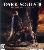 DARK SOULS Ⅲ THE FIRE FADES EDITION(ゲーム)