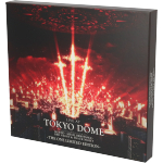 LIVE AT TOKYO DOME-THE ONE LIMITED EDITION(THE ONE限定)(Blu-ray Disc)(CD4枚、写真集、バンダナ付)(BLU-RAY DISC)(DVD)