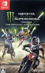 Monster Energy Supercross - The Official Videogame(ゲーム)